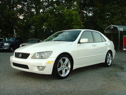 2002 lexus is300 review
