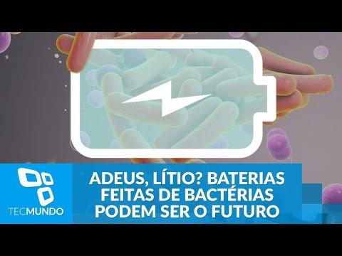 Adeus, Lítio? Baterias Feitas De Bactérias Podem Ser O Futuro