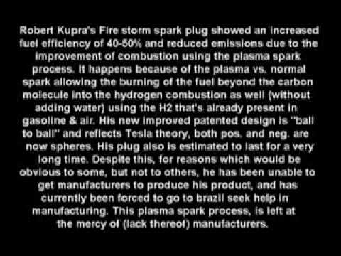 Water Spark Plug Reloaded