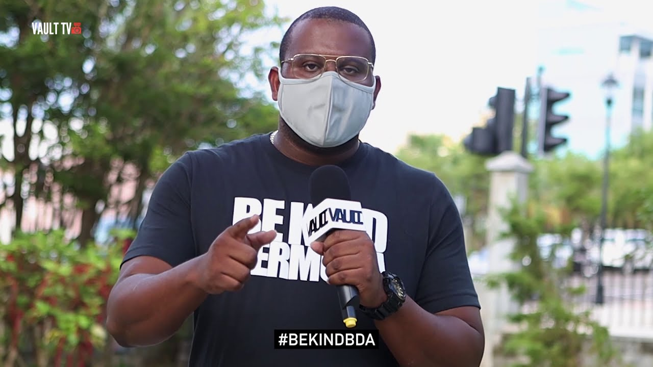 "Vault TV Street Coverage - ""Be Kind Bermuda"" 