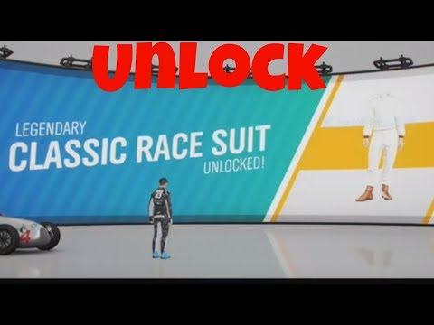 Classic Race Suit UNLOCK Forza Horizon 4 thumbnail