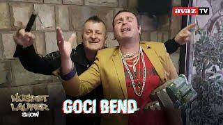 Goci Bend: Dodiku sam platio pjesmu 100 KM, rekao mi je da sam lud   NUSRET LAUFER SHOW   E02