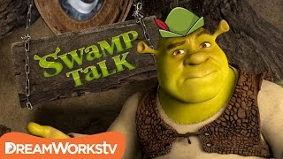 Robin Hood: Good Or Evil? | SWAMP TALK WITH SHREK AND DONKEY