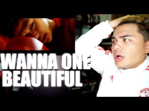 WANNA ONE - BEAUTIFUL MV (Movie Version) Reaction