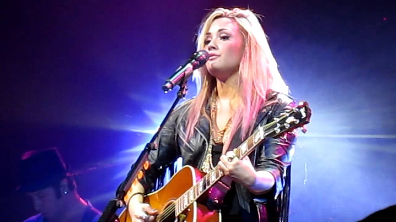 demi lovato how to love live