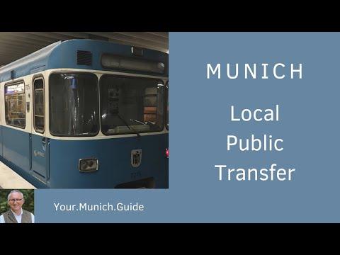Public Transport In Munich - Your Munich Guide