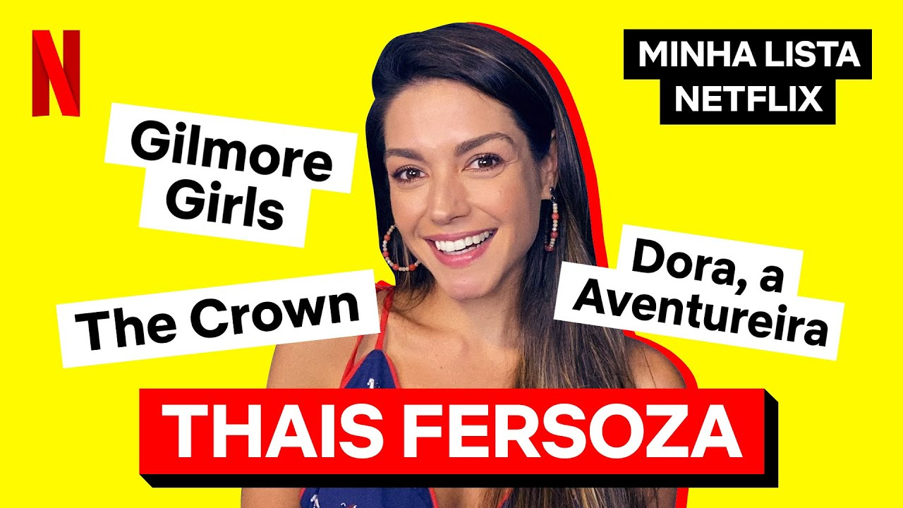 A Thais Fersoza também ama Gilmore Girls! | Netflix Brasil