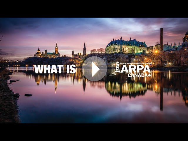 ARPA: Association for Reformed Political Action