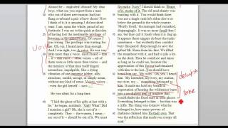 responding to an ap style free response section question 2 prose response