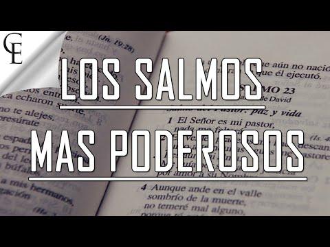 Los Salmos Mas Poderosos y Milagrosos (RECOPILACIÓN)