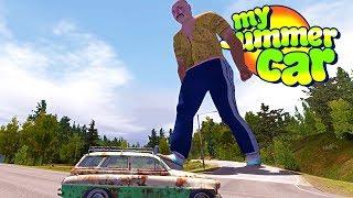 300 FOOT TALL FINNISH GUY - My Summer Car Gameplay Highlights Ep 112