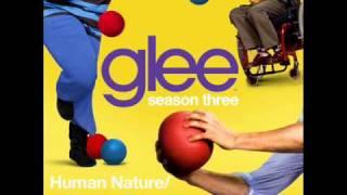 Glee - Human Nature (Acapella)