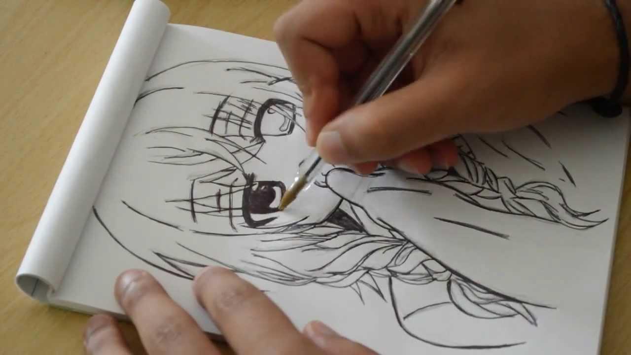 dessin manga professionnel