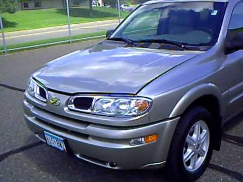 2002 Oldsmobile Bravada Youtube