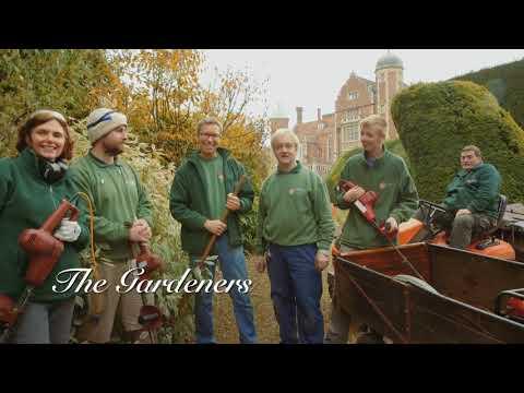 Madingley Hall, Cambridge - The teams who make it all happen