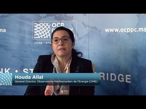 Houda Allal - Prospects of natural Gas in the  Mediterranean