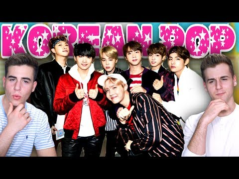 Reacting To K-Pop! (BTS) Mp3
