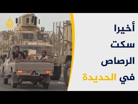 الحديدة.. بين الحوثيين والحكومة اليمنية وقوات التحالف  - نشر قبل 8 دقيقة