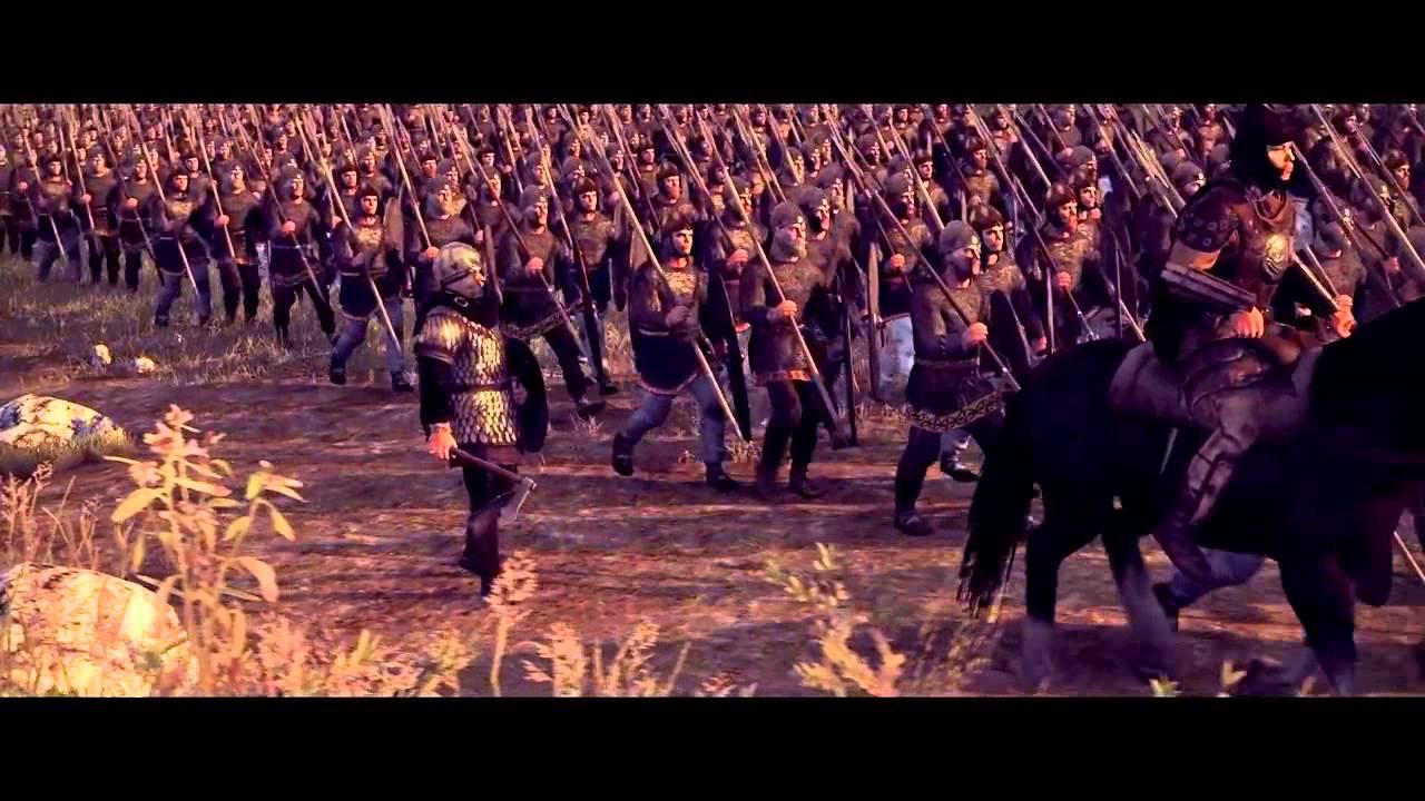 Видео о игре total war attila