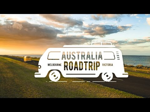 Australia Roadtrip, a journey discovering Melbourne Victoria