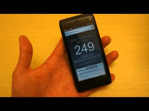 MeeGo Harmattan and Swipe UI Walkthrough