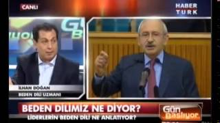 Liderlerin BEDEN DİLİ Erdoğan Kılıçdaroğlu Bahçeli   YouTube