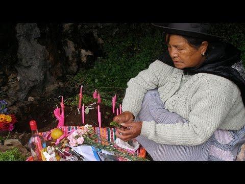 Los Derechos de la Pachamama (The Rights of Mother Earth)