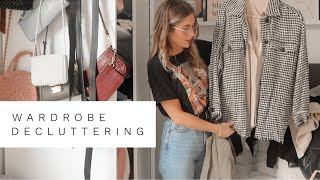 Decluttering & Mini Walk In Wardrobe?! | Fashion Influx