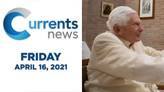 Catholic News Headlines for Friday, April 16, 2021