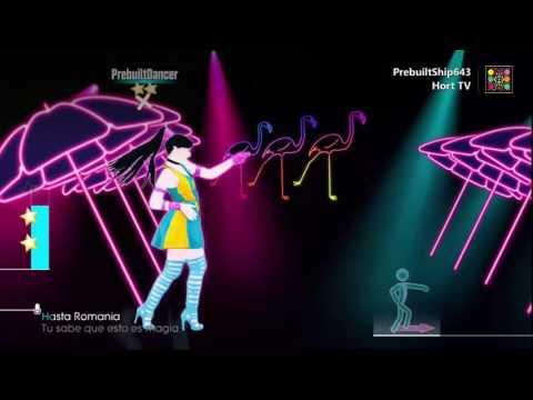 Just Dance 2017: INNA Ft. J Balvin - Cola Song
