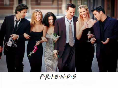 Friends Theme Song (W/ Lyics)