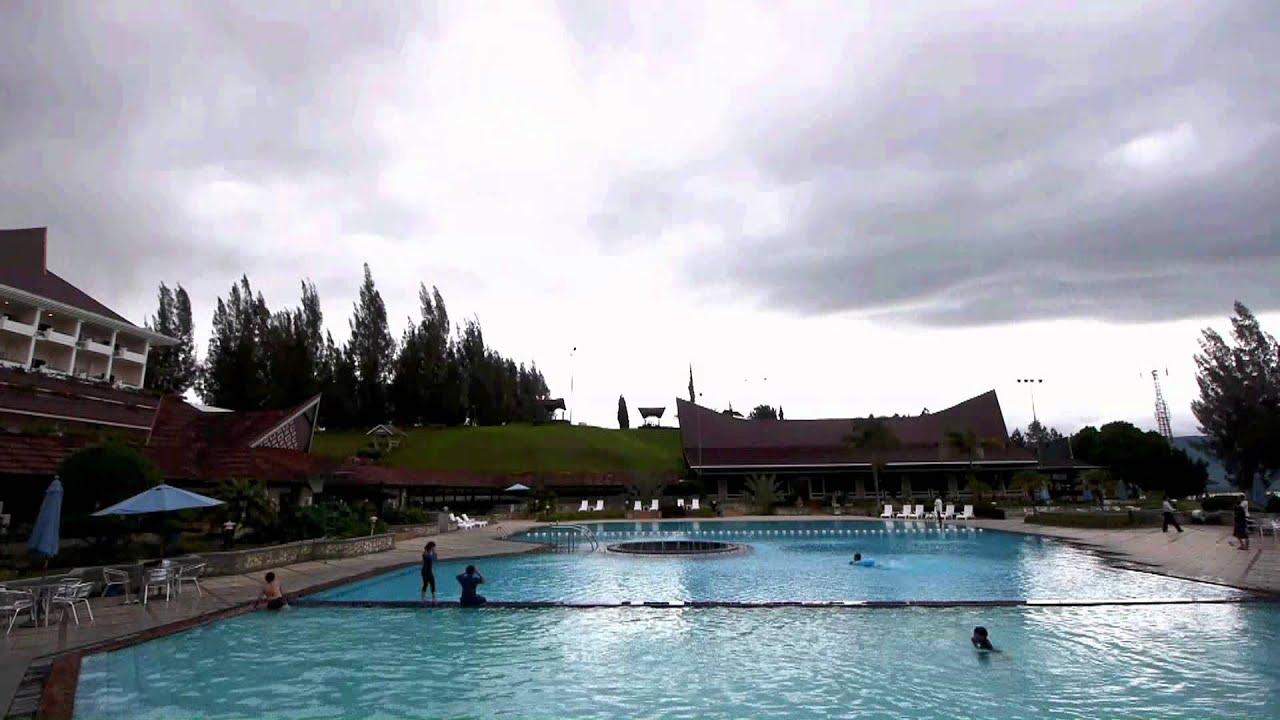 Nigara Hotel Parapat Lake Toba Youtube