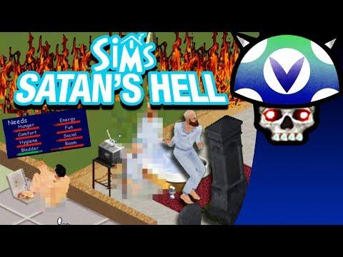 [Vinesauce] Joel - The Sims 1: Satan's Hell thumbnail