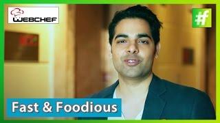 #fame food - Eliminated Yuvraj Jadhav Receives a Video Message from Vir Sanghvi
