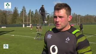 Irish Rugby TV: CJ Stander On The Build-Up To Ireland v Wales