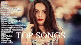 歐美流行音樂 2018 * 流行英文歌   2018 * 英文歌 英文歌曲排行榜2018 * best english hit songs 2018 Video