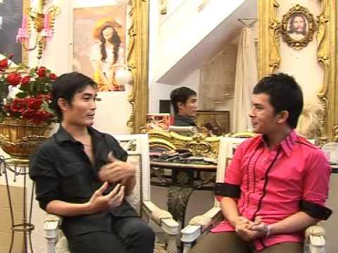 NGUYEN HUNG make up (Nguyễn Háo Mộng Hùng) - 24h cua Sao