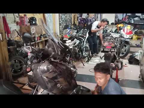 Bengkel Honda Cbr Jakarta Utara Tgpriok North Cbr Club Youtube