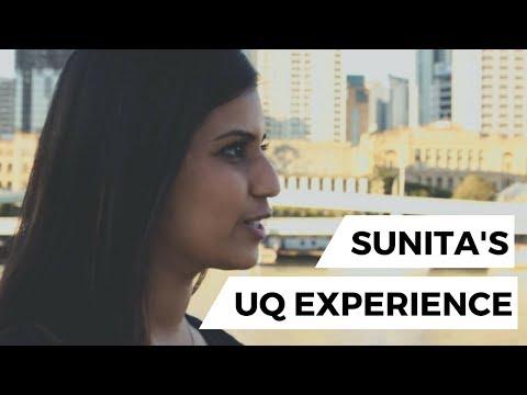 Sunita's UQ Experience