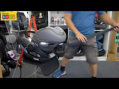 Cybex Cloud Q Plus Capsule | Installation | Review | Most Popular