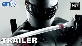 G.I. Joe Retaliation Official International Trailer 2 [HD]: The Rock, Snake Eyes & Bruce Willis