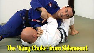 Denis Kang shares his top secret Kang Choke from sidemount. Learn h...