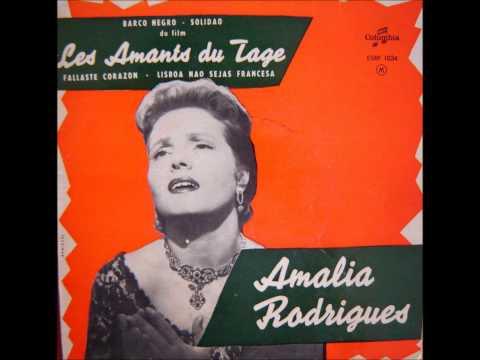 Amalia Rodrigues- Barco Negro.