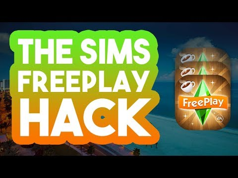 Sims FreePlay Hack ✅ The Sims Freeplay Cheat 2019 🔥 IOS + Android Download