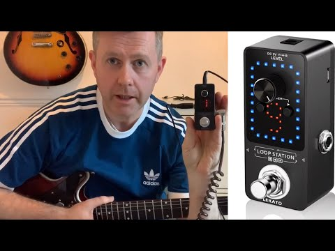 Lekato Lopper Pedal Review & How To Use A Guitar Looper Pedal Guide