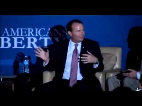 Rand Paul, Ted Cruz & Mike Lee At Young Americans For Liberty