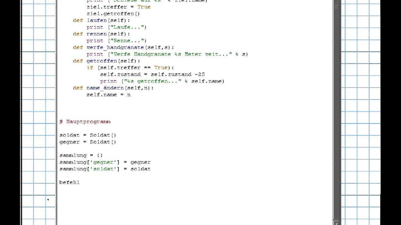 Einführung in Python 20.20.20 Teil 20 Eingabe einlesen
