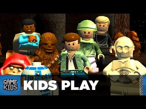 Lego Star Wars Adventures Part 1 - Kids Play