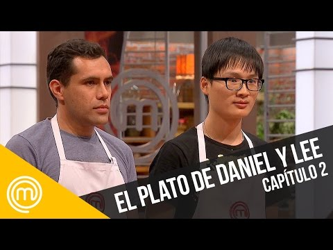 El plato de Daniel y Yuhui | MasterChef Chile 3 | Capítulo 2