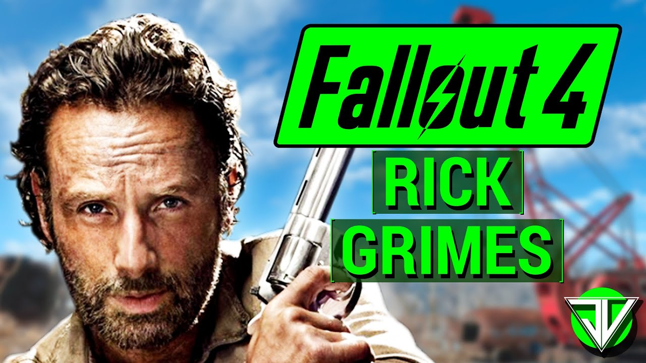 Fallout 4 the walking dead rick grimes character build guide in fallout 4 the walking dead rick grimes character build guide in fallout 4 youtube solutioingenieria Image collections